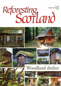 Cover of Reforesting Scotland journal issue 43