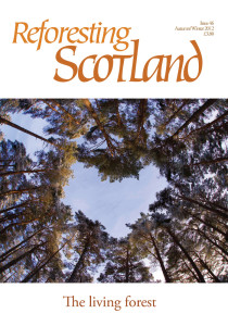 Cover of Reforesting Scotland Journal issue 46