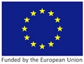 EU logo with caption 'Funded by the European Union'